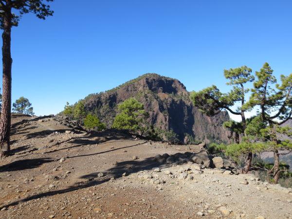 Erster Blick auf den Pico Bejenado