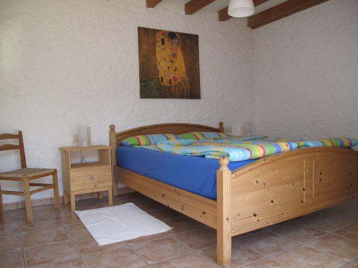 Casa Holger - Schlafzimmer