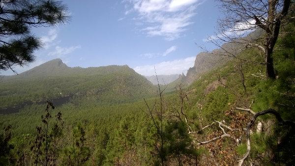 Wanderung Cumbrecita
